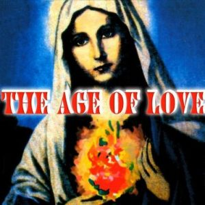 The cover of the single, Age Of Love - The Age Of Love
