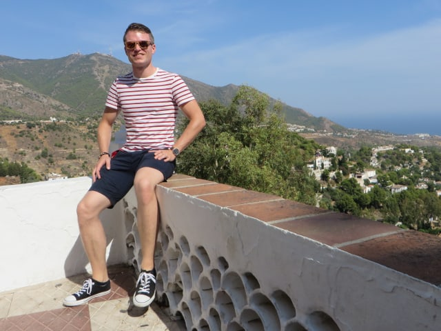 Photo of Markus Kreukniet in Mijas in Spain taken on september 2018